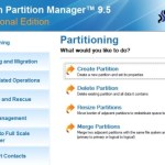 Paragon Partition Manager 9.5 GRATIS hasta mañana