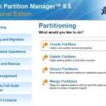 Paragon Partition Manager 9.5 GRATIS hasta mañana