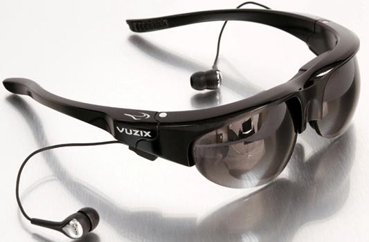 Vuzix Wrap920AV
