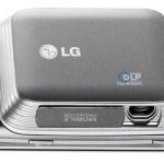 LG lanza un teléfono con picoproyector integrado