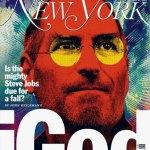 Las portadas de Steve Jobs