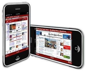 Opera Mini para el iPhone