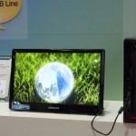 Samsung muestra LCD alimentado sólo por USB