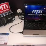 MSI GUS: VGAs intercambiables para tu notebook