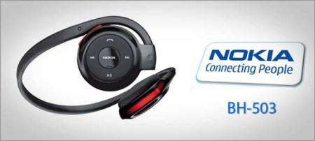 Audífonos Nokia BH-503 Bluetooth