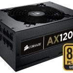 Corsair introduce sus fuentes AX Professional Series con certificación 80 Plus Gold