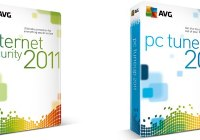 AVG Internet Security 2011 y AVG PC TuneUp 2011