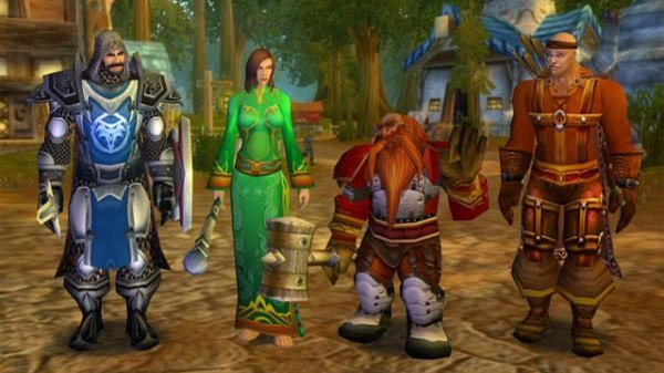 South Park World of Warcraft