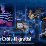 StarCraft II gratis por este fin de semana!