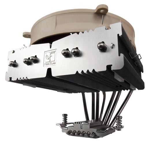 Noctua presenta NH-C14, disipador compatible con Sandy Bridge