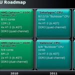 """AMD """"Terramar"""" y """"Sepang"""",  CPUs Bulldozer next-gen de 20 y 10 núcleos el 2012"""