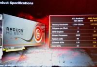 Especificaciones Radeon HD 6990 y Radeon HD 6970