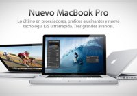Apple lanza sus nuevos MacBook Pro e introduce Thunderbolt [Intel Light Peak]