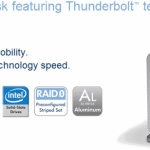 LaCie anuncia el primer dispositivo Thunderbolt