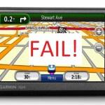 Garmin: LTE podría interferir con la señal GPS