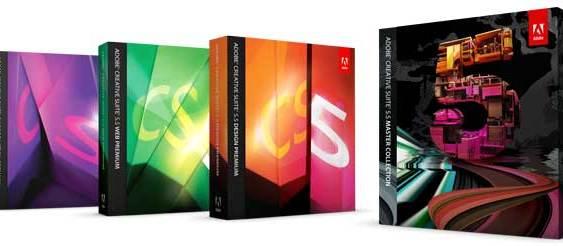 Adobe Creative Suite 5.5, actualización apuntada a Tablets y dispositivos móviles
