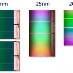 Intel y Micron pasan a memorias MLC NAND Flash de 20nm
