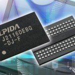 Elpida desarrolla los primeros chips DDR3 de 25nm