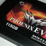 Review SSD G.Skill Phoenix Evo