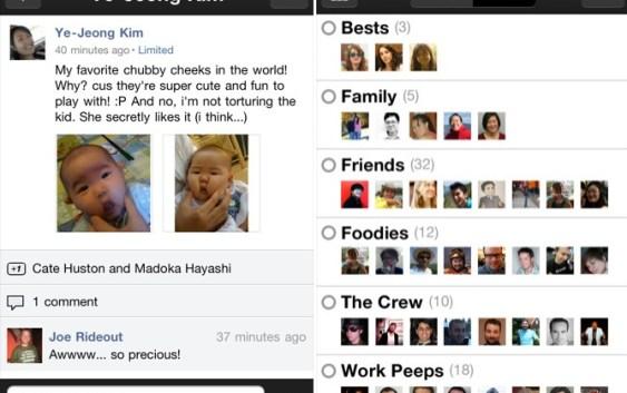 La aplicacion de Google+ para iPhone e iOS ya está disponible en la App Store.