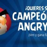Nokia trajo el torneo de Angry Birds a Chile y para celebrar tenemos poleras y peluches para regalar!