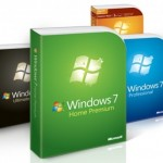 Windows 7 finalmente logra superar a Windows XP