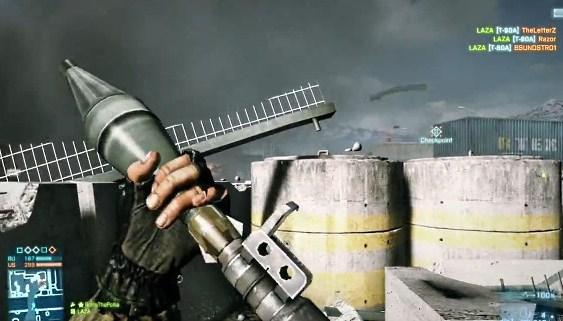 Nuevo Trailer de Battlefield 3 | Caspian Border Multiplayer Gameplay