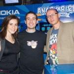 Final Torneo Angry Birds de Nokia Chile