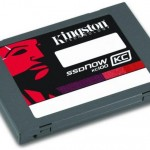 Nuevos Kingston SSDNow KC100, con SATA 3 y controladora SandForce SF-2200