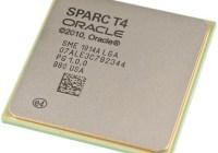 Oracle lanza sus procesadores y sistemas SPARC T4