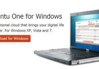 Ubuntu One llega oficialmente a Windows