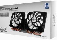 Artic Accelero Twin Turbo 6990, para exprimir tu Radeon HD 6990