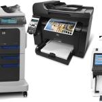 HP presenta su nueva gama de impresoras láser