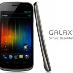 Samsung Galaxy Nexus con Android 4.0 presentados oficialmente