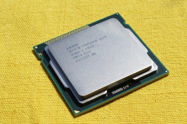 Review: Intel Celeron G530 e Intel Pentium G620