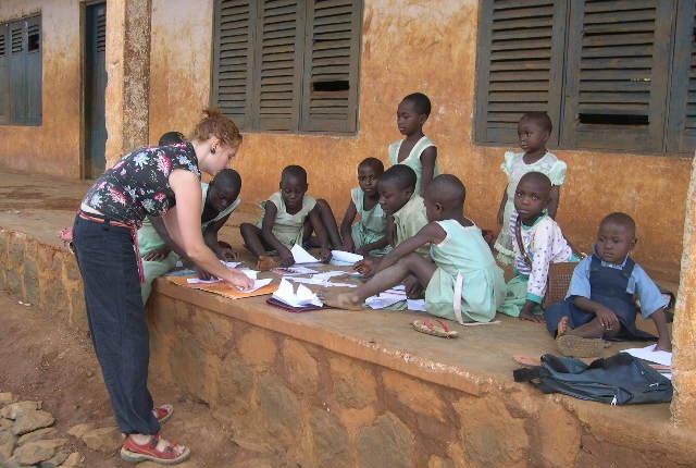 Resultado de imagen de educacion africa