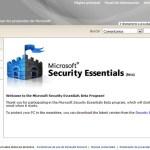Microsoft prepara nueva versión de Security Essentials