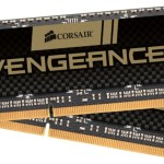 Corsair lanza módulos Vengeance SODIMM DDR3