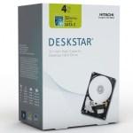 Hitachi anuncia oficialmente sus discos de 4TB Deskstar y Touro