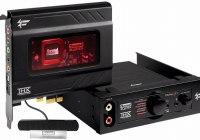 Creative introduce nuevas tarjetas Sound Blaster Recon3D