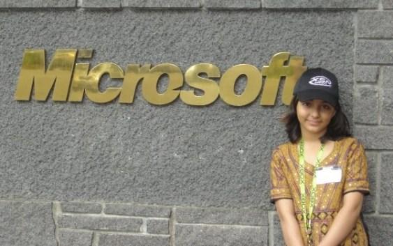 Fallece Arfa Karim, la niña genio Pakistaní que sorprendió a Bill Gates