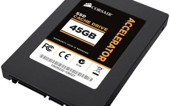 CES2012: Corsair anuncia Accelerator SSD Cache Drive
