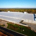 Apple está construyendo una gran planta Solar