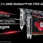 AMD lanza Radeon HD 7770 y Radeon HD 7750 (Cape Verde). ¡GCN a precio asequible!