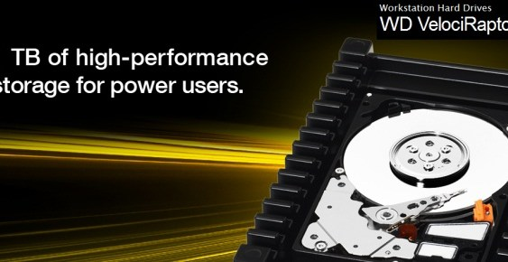 Western Digital anuncia nuevos VelociRaptors de hasta 1TB y 10.000 RPM