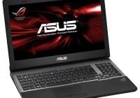 ASUS G55VW: Notebook gamer con Ivy Bridge, Kepler, USB 3.0 y Thunderbolt