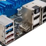 ASUS lanza sus primeras placas Z77 con conexión Thunderlbolt