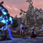 Announcement trailer de The Elder Scrolls Online y además un montón de información e imágenes filtradas. OMG THIS IS MADNESS!