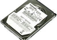 Toshiba también prepara discos duros híbridos