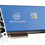 Intel anuncia oficialmente Xeon Phi  (Knights Corner)